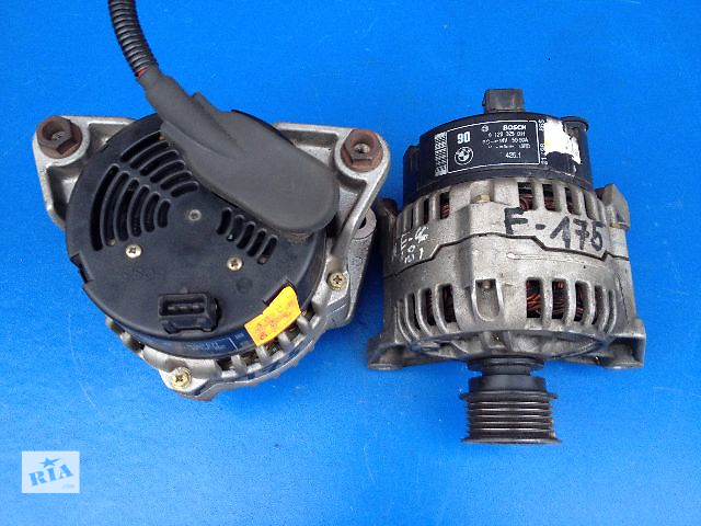Б/у генератор/щетки для легкового авто BMW 316 90A (Bosch 0123325011)- объявление о продаже  в Луцке