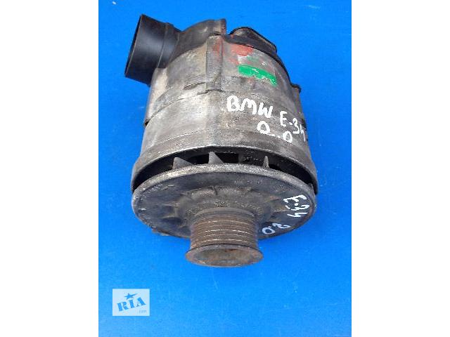 купить бу Б/у генератор/щетки для легкового авто BMW 520 140A (0120468111) в Луцке