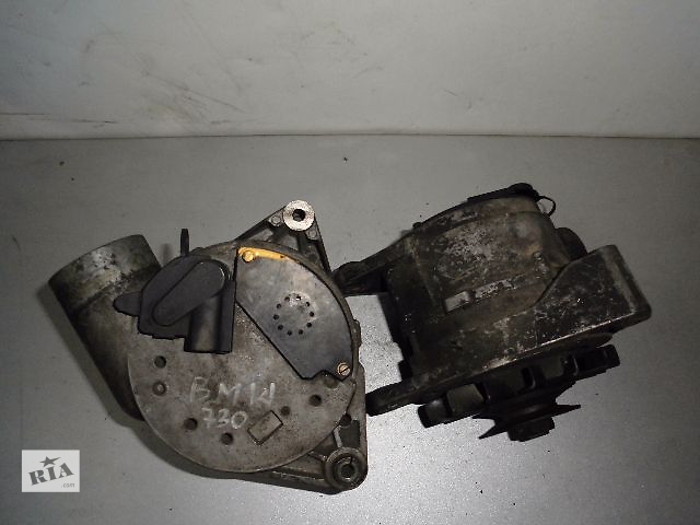 купить бу Б/у генератор/щетки для легкового авто BMW 530 e34 1988-1991 90A. в Буче