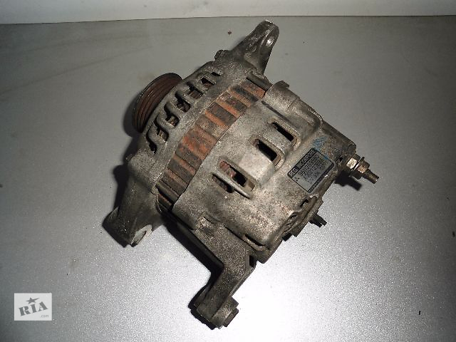 продам Б/у генератор/щетки для легкового авто Citroen Xantia 1.6, 1.8, 2.0 1993-1998 80A бу в Буче (Киевской обл.)