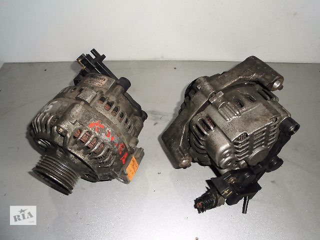 купить бу Б/у генератор/щетки для легкового авто Citroen Xantia 1.8-2.0 1995-2003г. в