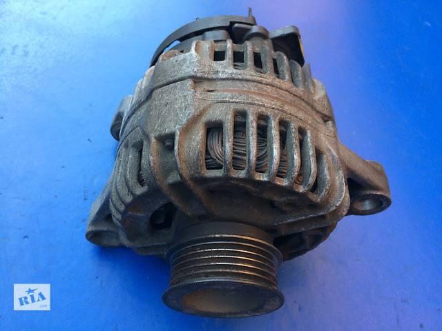 купить бу Б/у генератор/щетки для легкового авто Fiat Brava 1.6 16V (0124415011) в Луцке
