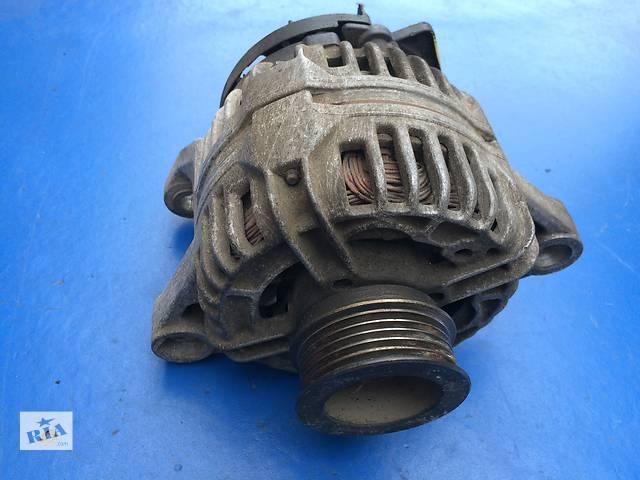 продам Б/у генератор/щетки для легкового авто Fiat Bravo 1.6 16V бу в Луцке