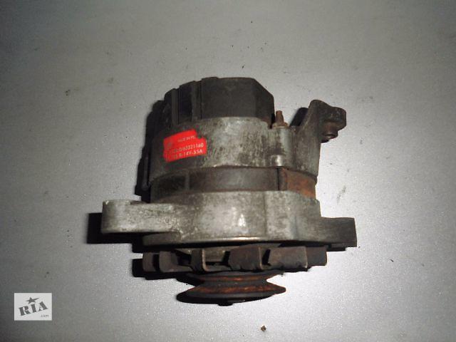 бу Б/у генератор/щетки для легкового авто Fiat Cinquecento 700 1991-1998 55A. в