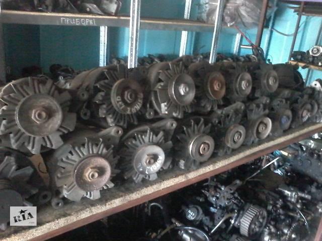 купить бу Б/у генератор/щетки для легкового авто Fiat Doblo 1,3-1,9 в Луцке