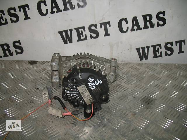 купить бу Б/у генератор/щетки для легкового авто Fiat Doblo в Луцке