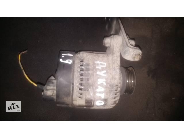 купить бу Б/у генератор/щетки для легкового авто Fiat Ducato 1,9 в Ковеле