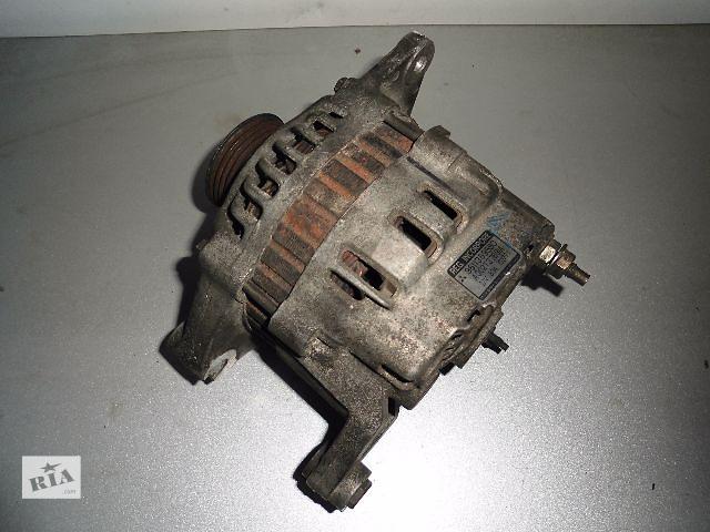 купить бу Б/у генератор/щетки для легкового авто Fiat Ducato 1.9D,TD 1994-2002 80A. в