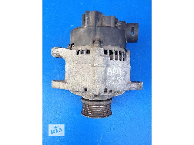 купить бу Б/у генератор/щетки для легкового авто Fiat Marea 1.9 tdi 75A (63321613) в Луцке