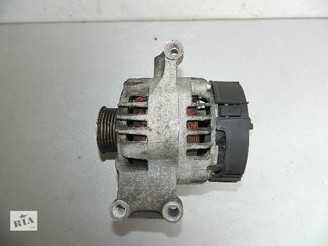 продам Б/у генератор/щетки для легкового авто Fiat QUBO 1.4 2009г. бу в Буче (Киевской обл.)