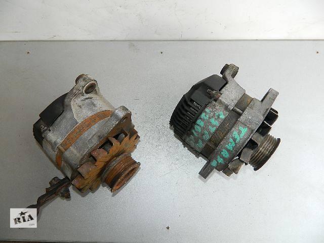 Б/у генератор/щетки для легкового авто Fiat Regata 1.7,1.9D,1.6  55A 1983-1990г.- объявление о продаже  в Буче