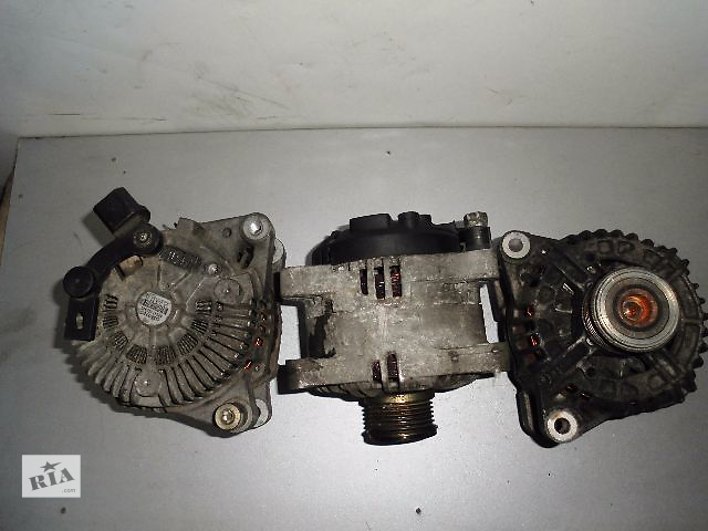 продам Б/у генератор/щетки для легкового авто Fiat Ulysse 2.0D,JTD,2.2D,JTD 2002-2011 с обгонной муфтой 150A. бу в Буче