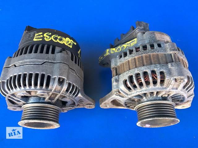 бу Б/у генератор/щетки для легкового авто Ford Escort 1.4, 1.6, 1.8 16V в Луцке