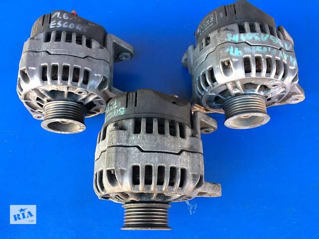 бу Б/у генератор/щетки для легкового авто Ford Fiesta 1.4, 1.6, 1.8 (70А) в Луцке