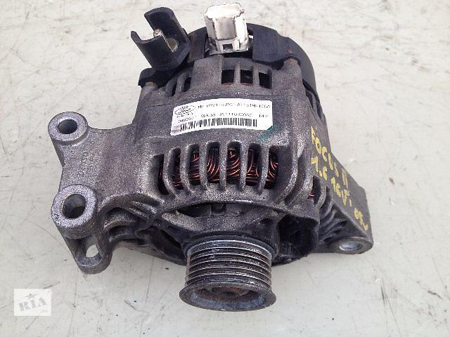бу Б/у генератор/щетки для легкового авто Ford Focus 1.6 16V 105A в Луцке
