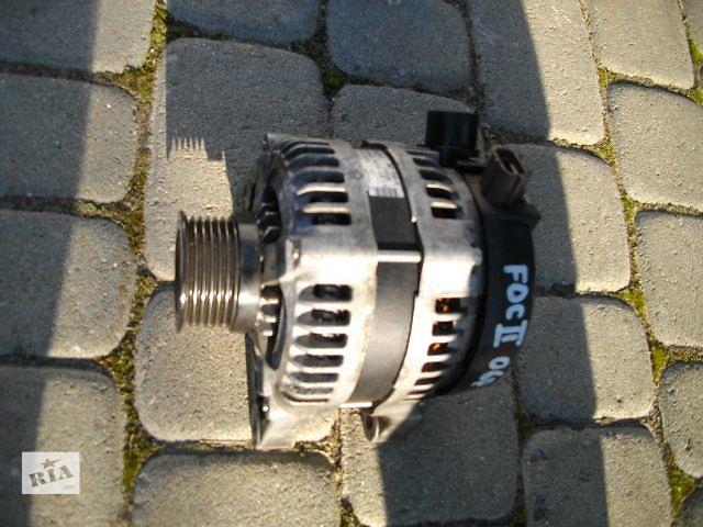 Б/у генератор/щетки для легкового авто Ford Focus 2007- объявление о продаже  в Львове
