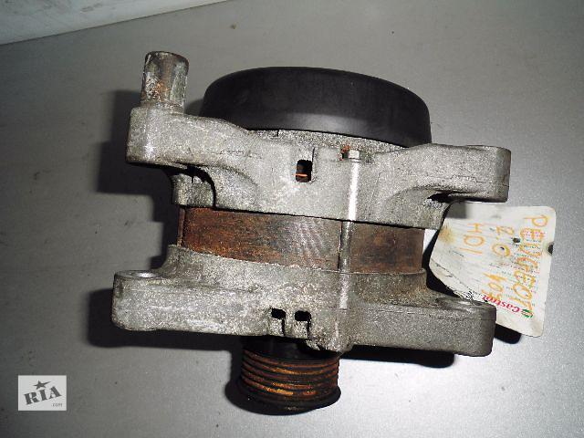 купить бу Б/у генератор/щетки для легкового авто Ford Focus C-Max 1.6-2.0 2003-2007 с обгонной муфтой 120A|. в Буче (Киевской обл.)