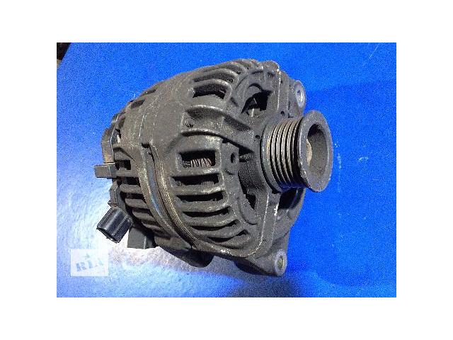 продам Б/у генератор/щетки для легкового авто Ford Mondeo 1.6, 1.8, 2.0 105A (BOSCH 0 124 415 006) бу в Луцке
