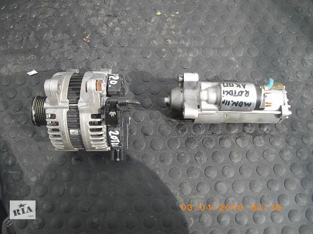 Б/у генератор/щетки для легкового авто Ford Mondeo 2011- объявление о продаже  в Львове