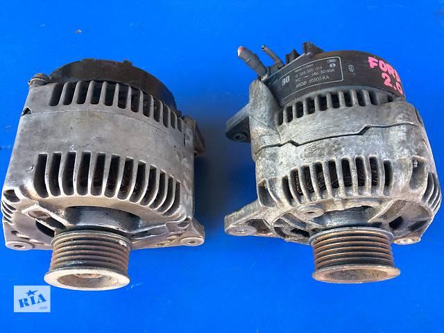 бу Б/у генератор/щетки для легкового авто Ford Scorpio 2.0, 2.3 та 3.0 автомат в Луцке