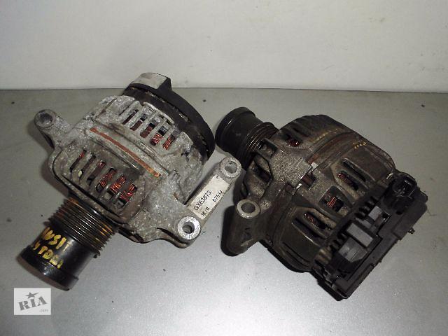 бу Б/у генератор/щетки для легкового авто Ford Transit 2.4D,TD 2000-2006 110A с обгонной муфтой. в