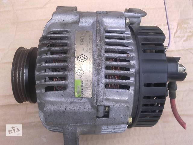 бу Б/у генератор/щетки для легкового авто Ford Transit Connect в Пустомытах (Львовской обл.)