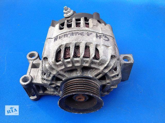 купить бу Б/у генератор/щетки для легкового авто Hummer H3 3.7 (15946765) в Луцке