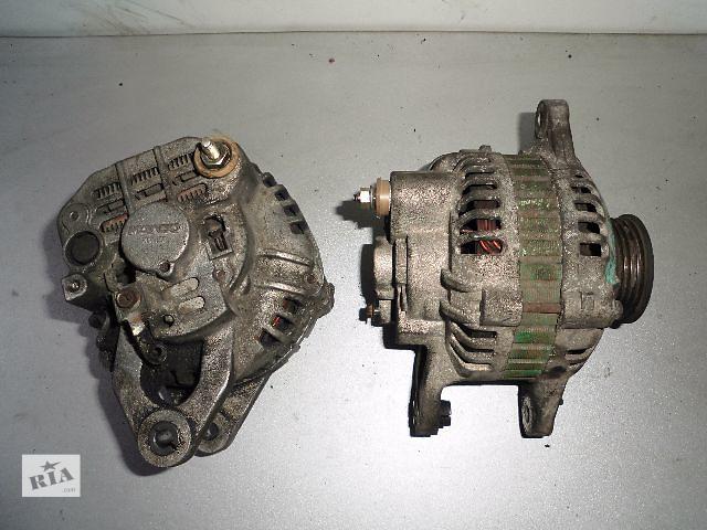 бу Б/у генератор/щетки для легкового авто Hyundai Elantra 1.5 1990-1995 65A. в Буче