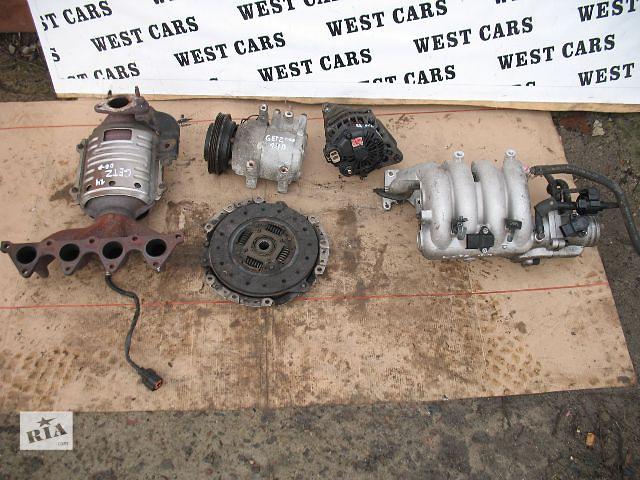 продам Б/у генератор/щетки для легкового авто Hyundai Getz Hatchback 5D 2007 бу в Луцке