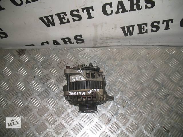 бу Б/у генератор/щетки для легкового авто Hyundai Getz в Луцке