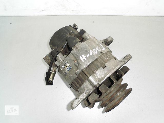 продам Б/у генератор/щетки для легкового авто Hyundai H 100 D с вакуумом 65A. бу в Буче (Киевской обл.)
