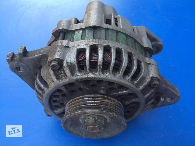 продам Б/у генератор/щетки для легкового авто Hyundai Lantra 1.6, 1.8 (1990-1995) бу в Луцке