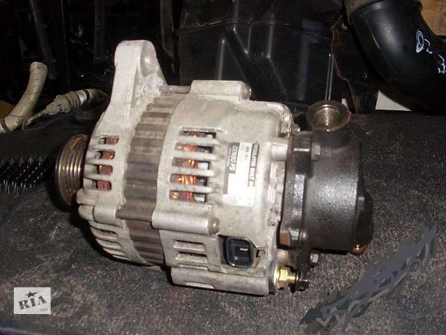 купить бу Б/у генератор/щетки для легкового авто Hyundai Santa FE 2008 в Белогорье (Хмельницкой обл.)