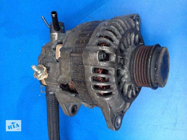 продам Б/у генератор/щетки для легкового авто Hyundai Terracan 2.9 CRDI бу в Луцке