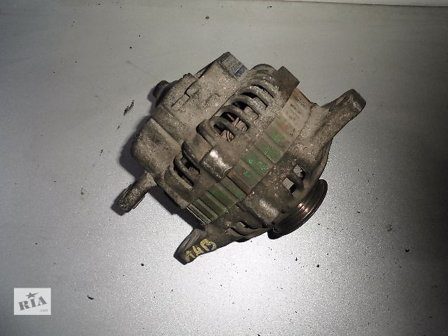 продам Б/у генератор/щетки для легкового авто Hyundai Tiburon 1.6,1.8,2.0 1996-2002 75A. бу в Буче