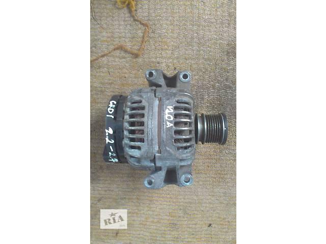 Б/у генератор/щетки для легкового авто Jeep Grand Cherokee 2.2 2.7  0124515115 A0131540802- объявление о продаже  в Ковеле