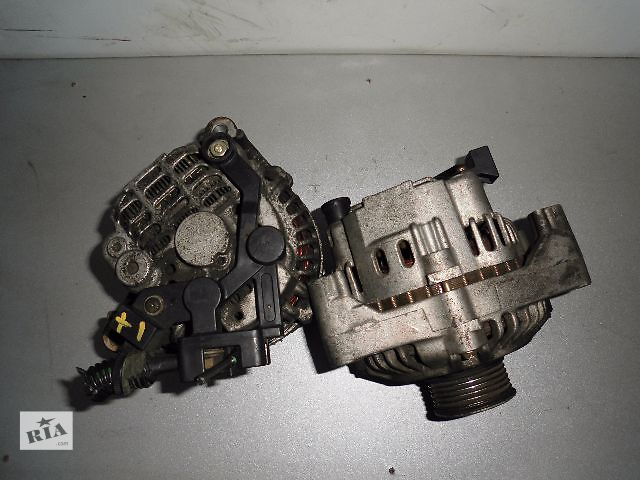 продам Б/у генератор/щетки для легкового авто Lancia Zeta 2.0T 1995-2002 90A. бу в Буче (Киевской обл.)