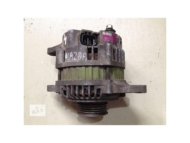 купить бу Б/у генератор/щетки для легкового авто Mazda 121 1.3 (1987-1990) в Луцке