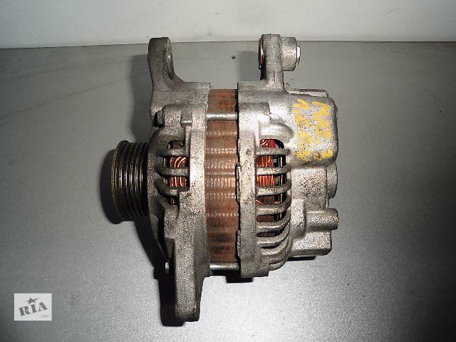 бу Б/у генератор/щетки для легкового авто Mazda 3 1.4, 1.6 2003-2009 80A. в Буче (Киевской обл.)
