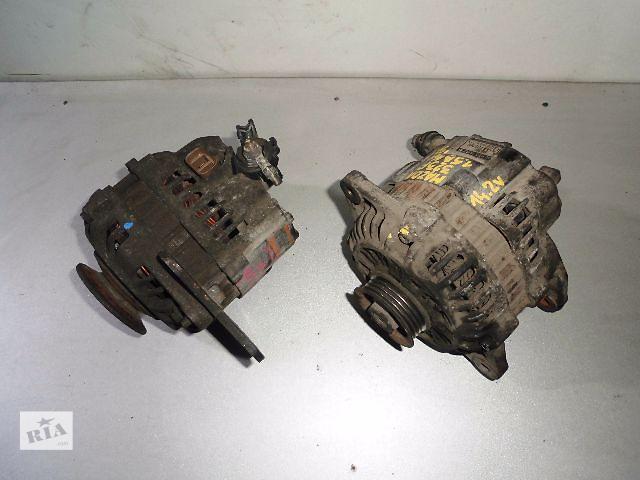 купить бу Б/у генератор/щетки для легкового авто Mazda 323 1.1-1.8 1985-1998 70A. в Буче (Киевской обл.)