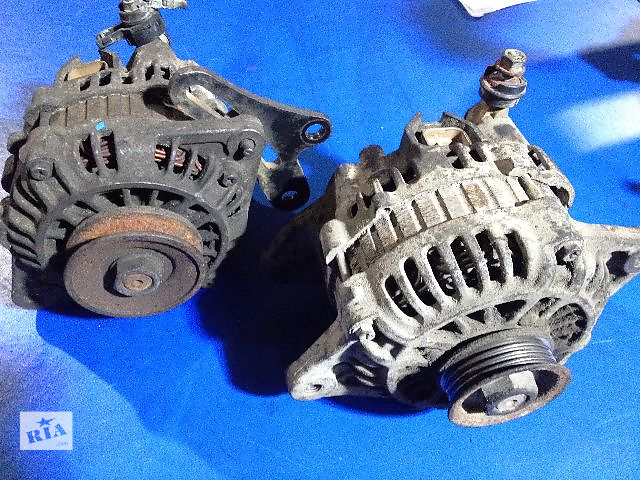 Б/у генератор/щетки для легкового авто Mazda 323 (A2T39391) (A2T35177)- объявление о продаже  в Луцке