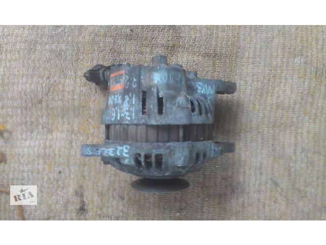купить бу Б/у генератор/щетки для легкового авто Mazda 323F 1.3 1.5 1.8 A2T35177 в Ковеле