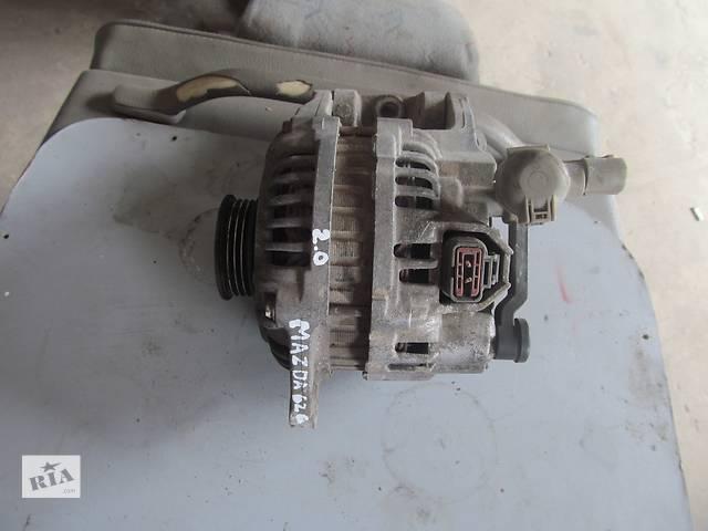 Б/у генератор/щетки для легкового авто Mazda 626- объявление о продаже  в Яворове