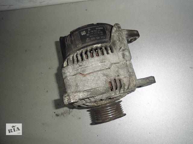 продам Б/у генератор/щетки для легкового авто Mercedes Sprinter 212D 1996-2000 90A. бу в Буче (Киевской обл.)
