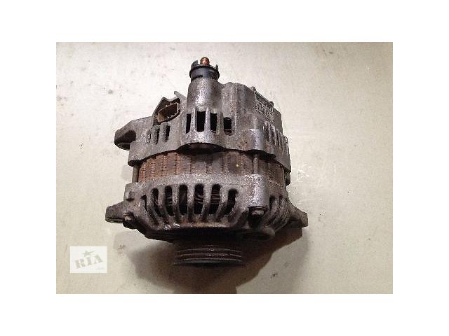 продам Б/у генератор/щетки для легкового авто Mitsubishi Carisma 1.8 (1995-2006) 100A бу в Луцке