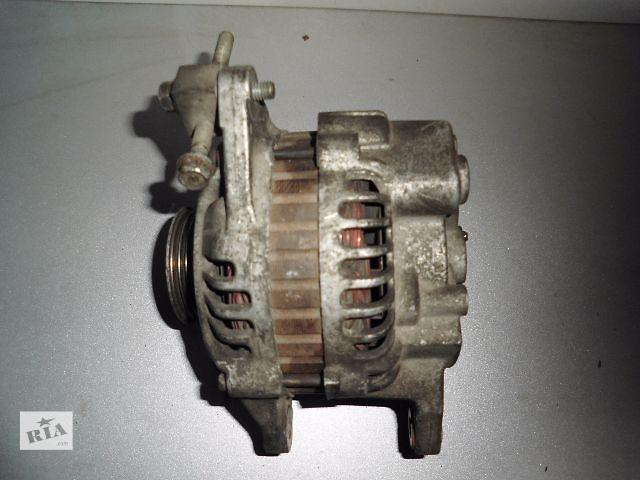 купить бу Б/у генератор/щетки для легкового авто Mitsubishi Carisma 1.8 1997-2006 100A. в Буче