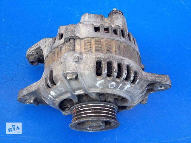 бу Б/у генератор/щетки для легкового авто Mitsubishi Colt 1.3, 1.5 (A2T09291) в Луцке