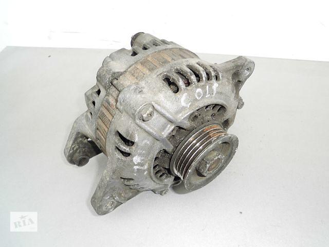 продам Б/у генератор/щетки для легкового авто Mitsubishi Galant 2.0,2.4 60A. бу в Буче