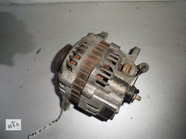 купить бу Б/у генератор/щетки для легкового авто Mitsubishi Lancer 1.6 1995-2003 90A. в Буче