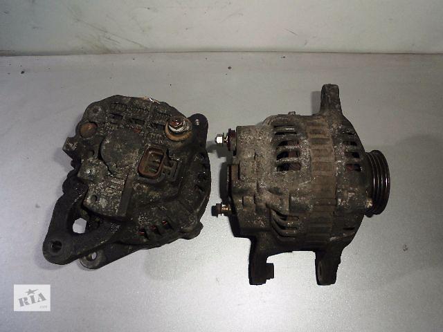 продам Б/у генератор/щетки для легкового авто Mitsubishi Libero 1.3 1992-1996 65A,75A. бу в Буче (Киевской обл.)